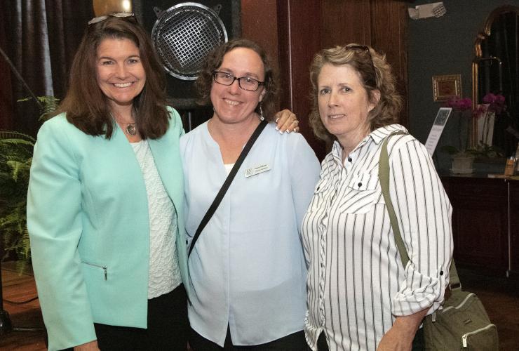 Jennifer, Fawn and Kathy